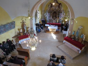 Cerkev sv. Kozme in Damijana, Dolž